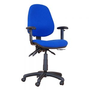 BAL502 Fully Upholstered Task Operator Seating