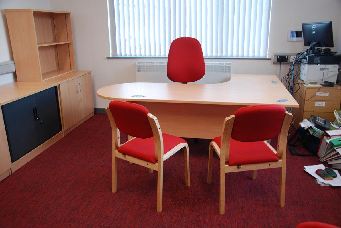 St Macnissi S Primary School Education Furniture Moffett