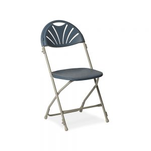 Fanback Poly Chair