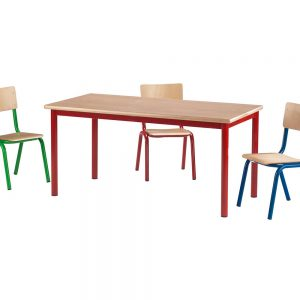 NTL Rectangular Nursery Table Range