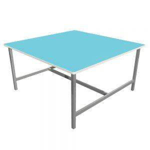 4 Leg Square Planning Table