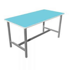 4 Leg Rectangular Planning Table