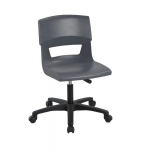 Postura Plus + Swivel Chair Slate