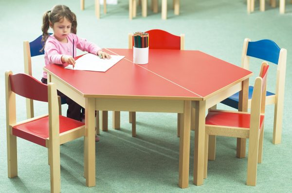 Solar Trapezoidal Nursery Table Range