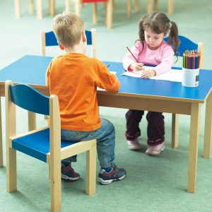 Solar Rectangular Nursery Table Range