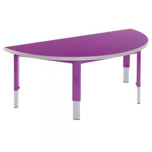 Start Right Semi Circular Tables