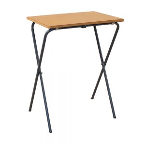 Single Folding Exam Desk