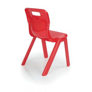 Titan Chair Back Red