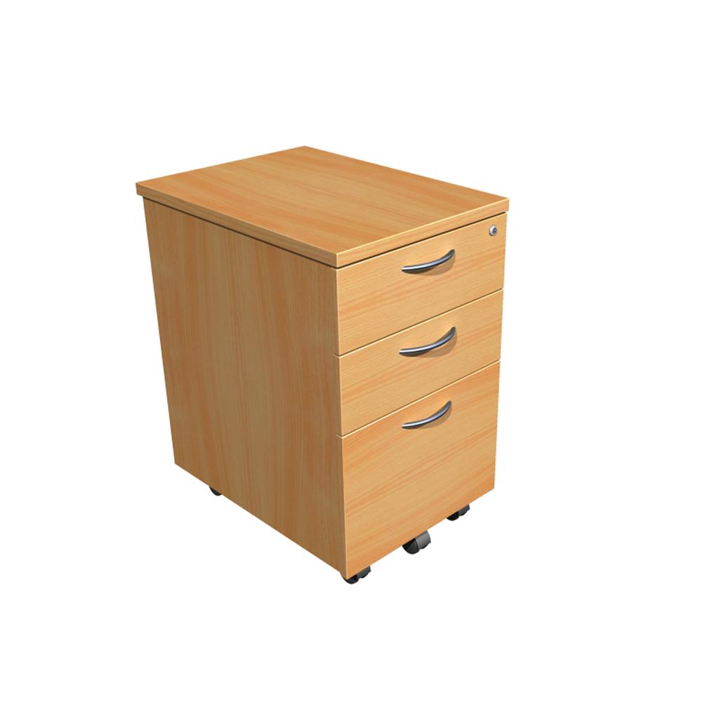 Focus Mobile Pedestal Under Desk Education Furniture