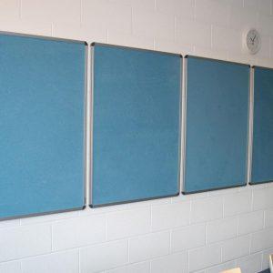Sundeala Eco Colour Board Aluminium Frame