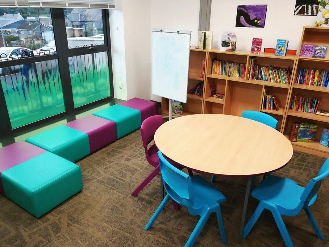 Drumlins Primary School Education Furniture Moffett